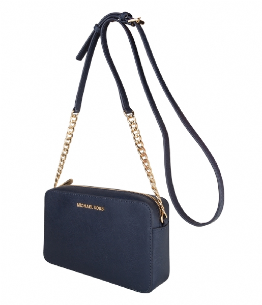 Michael Kors Jet Set Crossbody Bag – Admiral Blue