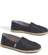 TOMS Espadrilles Classic Espadrilles Washed black washed