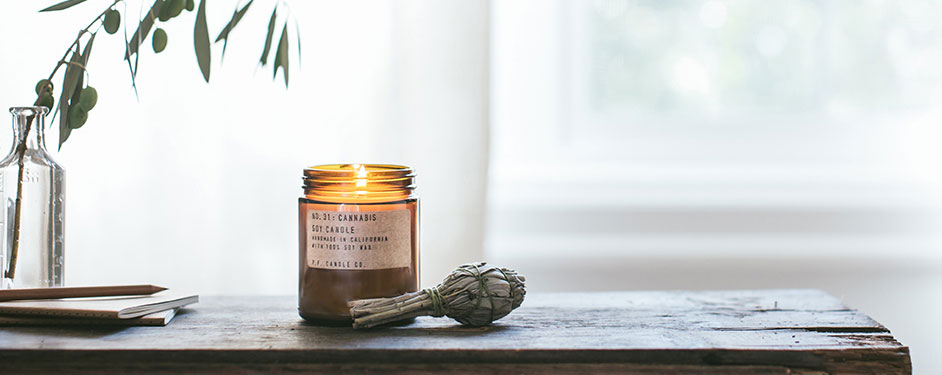 P.F. Candle Co Wohnen